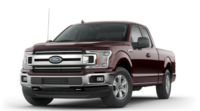 New 2019 Ford F-150 XLT Extended Cab Pickup in Franklin, MA
